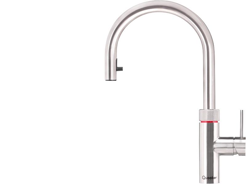 Moderne Quooker - den kogende vandhane | Vi leverer forskellige beholdere GU51